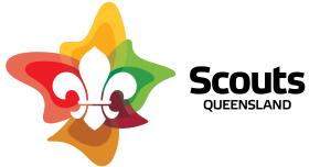 Scouts Quenesland logo